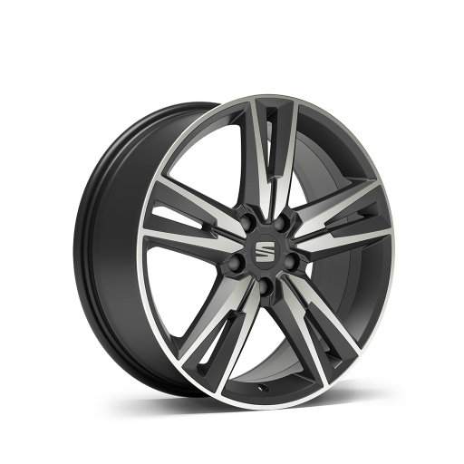 18'' Performance Machined Cosmo Gri 36/3 FR