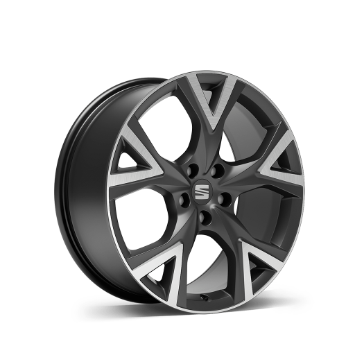19'' Exclusive Machined Cosmo Gri 36/9 FR