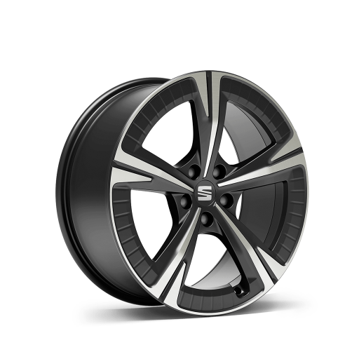 19'' Exclusive Machined Aero Cosmo Gri 36/6 FR